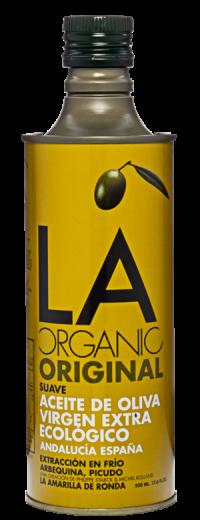 LA Organic Original Suave
