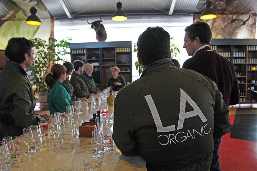LA Organic Cata